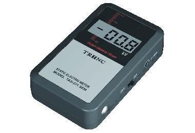 靜電量測試器